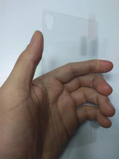 Vidrio Templado Trasero Sony Xperia Z5 Protector De Tapa