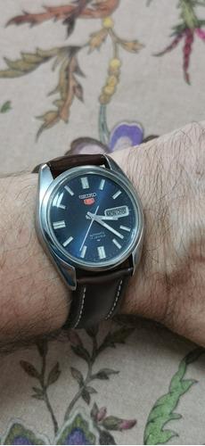 Relógio Seiko 5 Automático 7009-821a. Excelente Estado.