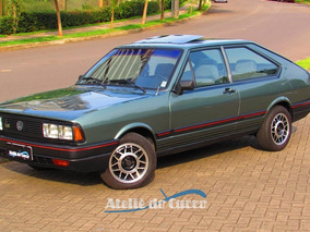 Passat Gts Pointer 1987 2º Dono Original Ateliê Do Carro