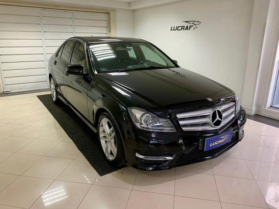 Mercedes Benz C180 Cgi 2014