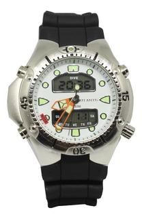 Relógio Atlantis Original Esportivo Prova D