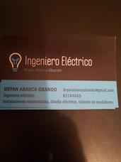 Trámite De Medidores, Instalaciónes Eléctricas, Boletas Cfia