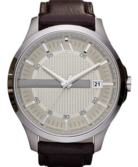 Relógio Armani Exchange Masculino Ax2100/0kn