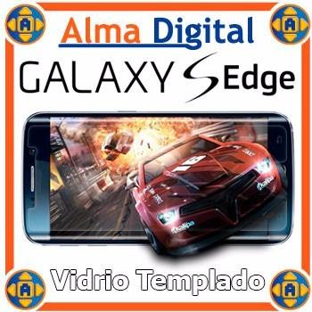 Protector Pantalla Vidrio Templado Samsung S6 Edge Svi