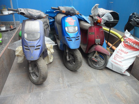 Motos Scooter Honda Y Typhoon