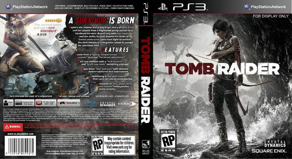 Tomb Raider 2013 Ps3 Psn