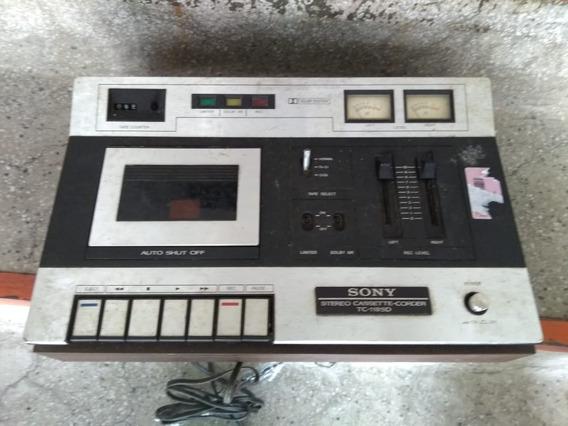 Raridade Tape Deck Sony Tc-118sd
