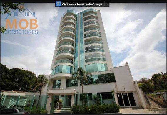 Excelente Apartamento - 3 Dormitórios 1 Suíte 1 Vaga - Edifício Royal Garden São José Dos Pinhais - Ap0530