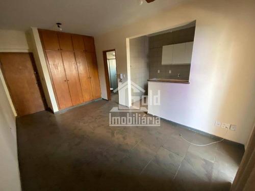 Kitnet Com 1 Dormitório À Venda, 35 M² Por R$ 140.000,00 - Centro - Ribeirão Preto/sp - Kn0014