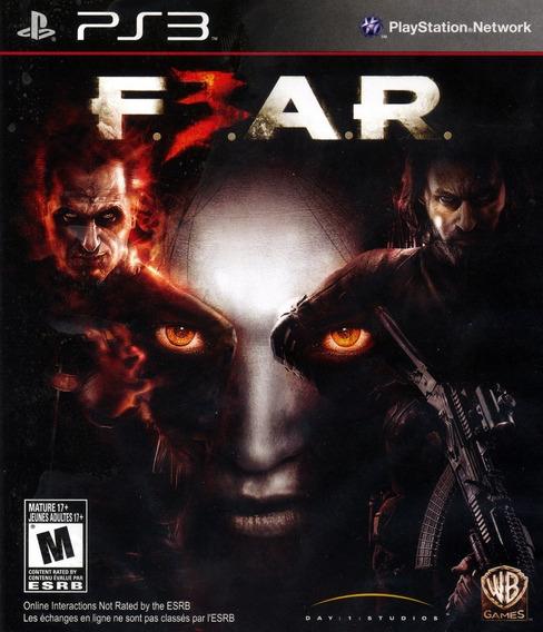 Fear 3 Oferta! Loja Campinas
