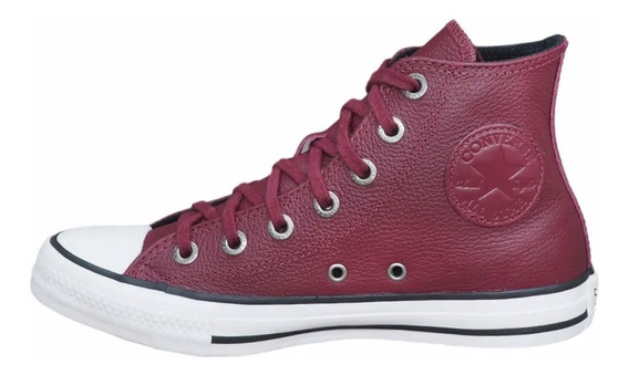 Tenis Converse All Star Ct As European Hi Couro Original
