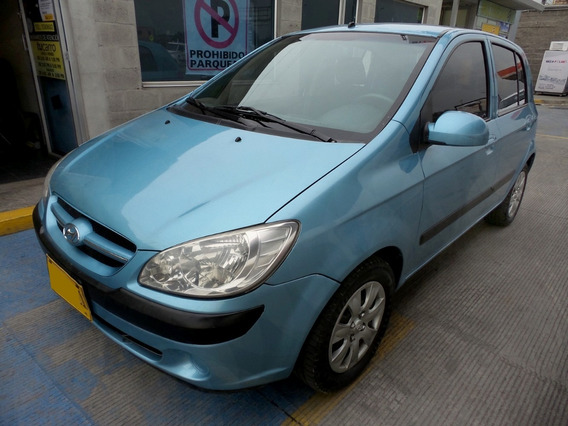 Hyundai Getz At 1600