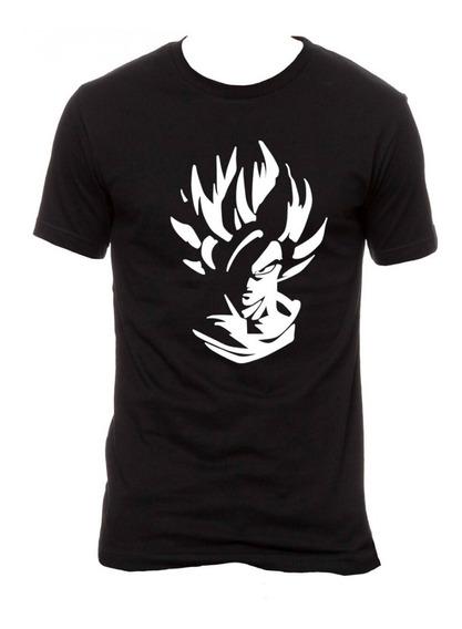 Camiseta Estampada Anime Dragon Ball