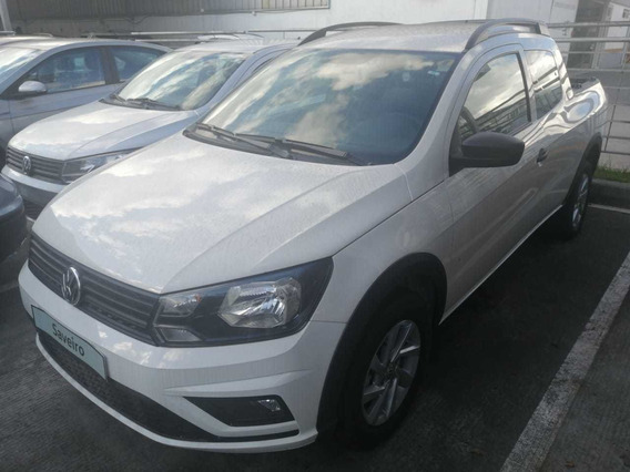 Volkswagen Saveiro Plus 1.6 Mt