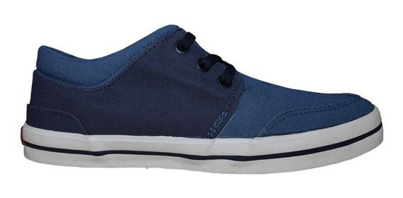 Zapatillas Topper West Urbanas Casual Azul Originales