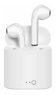 Fone De Ouvido Bluetooth I7 Tws (estilo: AirPods) Ios