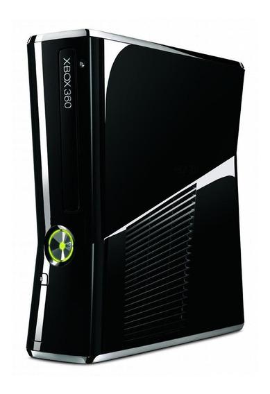 Microsoft Xbox 360 Slim 250GB Kinect glossy black