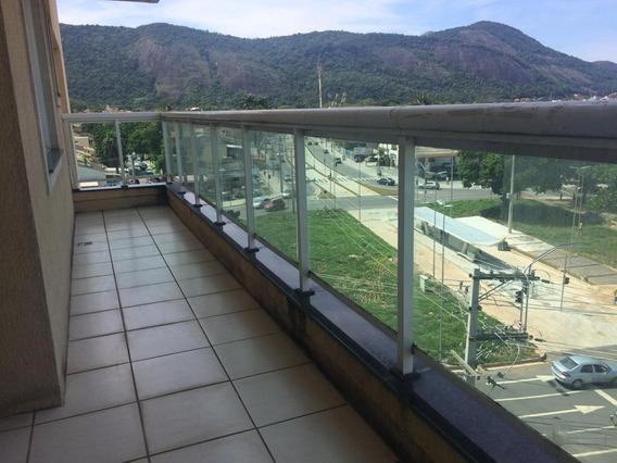 Apartamento Em Itaipu, Niterói/rj De 81m² 3 Quartos À Venda Por R$ 550.000,00 - Ap215020