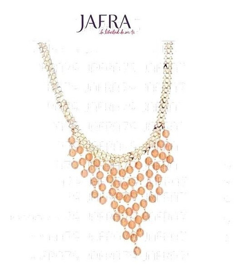 Collar Luxury Rose Jafra