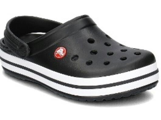 Crocs Negras Niños/ As Nuevas Orignales