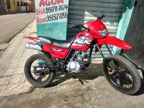 Honda Xlr 125 Moto