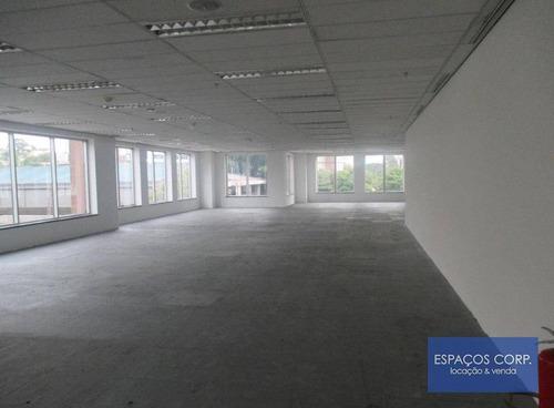 Laje Corporativa Para Alugar, 1093m² - Chácara Santo Antônio - São Paulo/sp - Lj0679