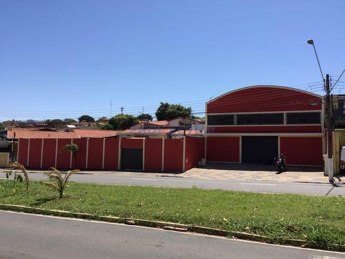 Barracão Para Aluguel Em Vila Paraíso - Ba269918