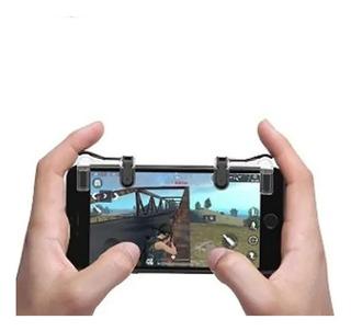 Par Gatillos Metalicos Máxima Precisión Celulares Android