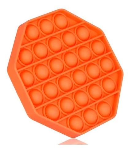 Pop It Octogonal Juego Antiestrés - Vamos A Jugar