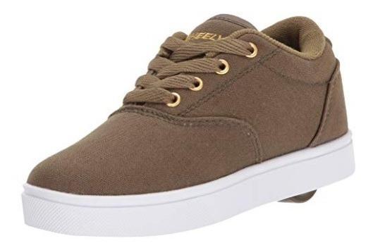 Zapatos Con Ruedas Heelys Launch Dg Talla 32