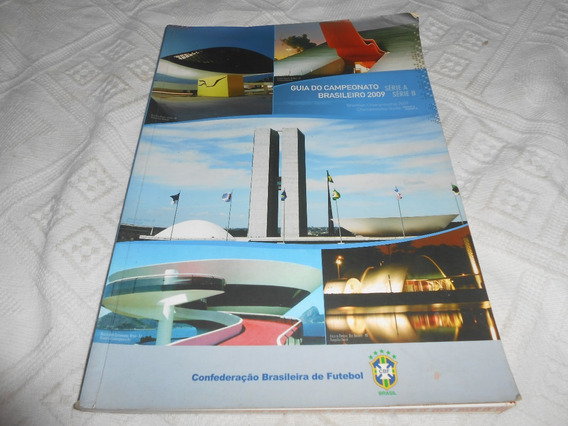 Revista Oficial Da Cbf Para Reportes Sobre O Brasileirão 09