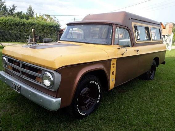 Dodge D200 Carrosada Carrosada