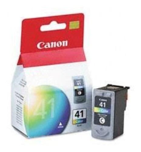 Imagen 1 de 5 de Cartucho De Tinta Canon Cl-41 Chromalife 100 Tricolor