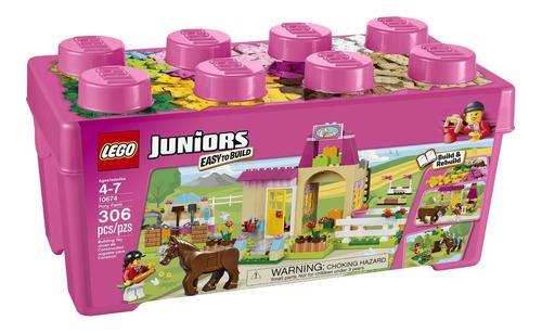 Lego Juniors 10674 Pony Farm