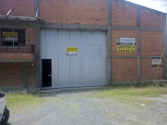 Bodegas En Arriendo Centro Guarne 495-39034