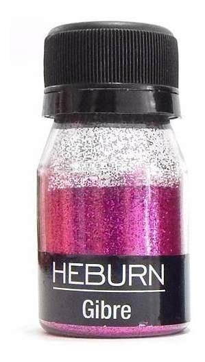 Heburn Glitter Y Gibre Para Ojos Maquillaje Profesional