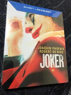 Joker Steelbook Joaquin Phoenix
