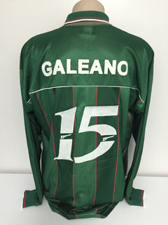 Camisa Palmeiras Galeano 1999