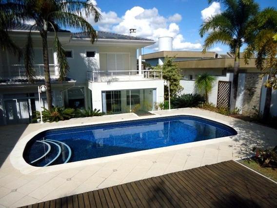 Magnífica Casa A Venda Em Condomínio De Alto Padrão Em Valinhos - Ca1366 - 31964086