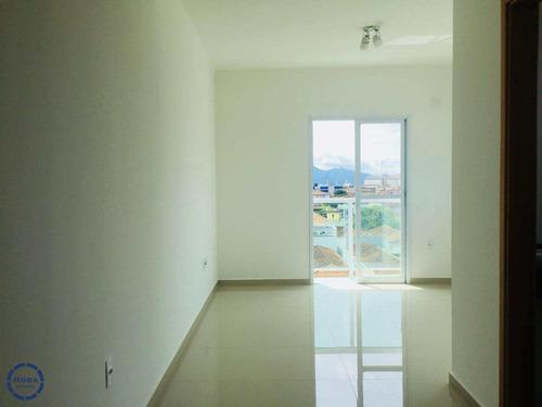 Apartamento Com 2 Dorms, Boqueirão, Santos, Cod: 7009 - A7009