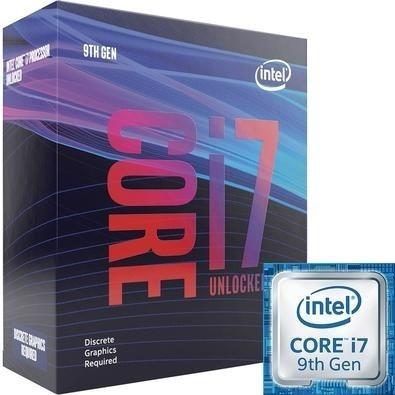 Intel Core I7 9700kf 8 Core 8 Threads 9ª Geração 12mb 3.6ghz
