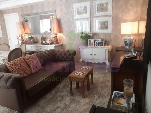 Imagem 1 de 21 de Apartamento A Venda, Resort Santa Ângela, Engordadouro, Jundiaí - Ap11486 - 68305730