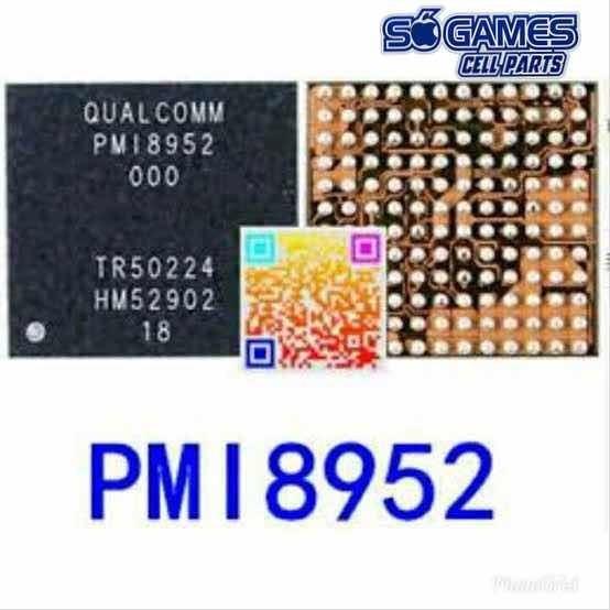 Ci Pmi8952 Qualcomm - Moto G4, G4 Plus, G6 Play, Z2 Play