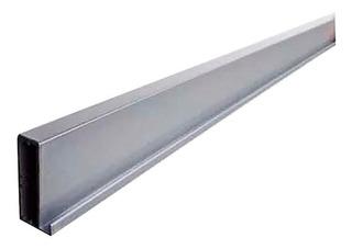 Perfil De Aluminio Electroestático Para Puerta De Vidrio 7mm