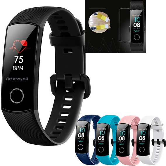 Huawei Band Honor 4 + Correa Extra + 2 Micas