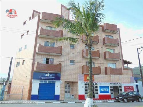 Kitnet Com 1 Dormitório À Venda, 50 M² Por R$ 130.000,00 - Aguapeú - Mongaguá/sp - Kn0047
