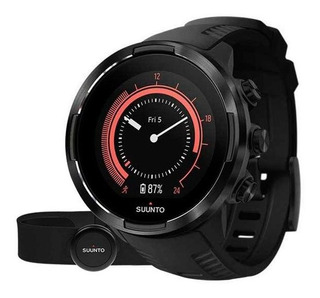 Suunto 9 Baro + Wrist-based Heart Rate