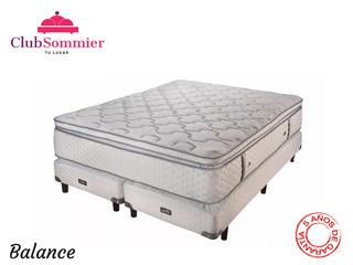 Sommier Piero Balance Resortes 200x160