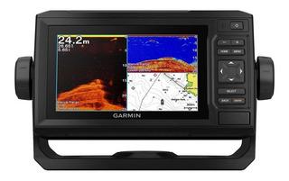 Gps Garmin Echomap Plus 62 Cv Con Carta Y Transductor