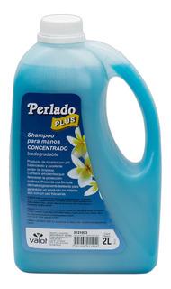 Jabón Líquido Para Manos Perlado Plus 2lt Valot Oficial